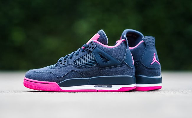 air jordan 4 gs denim