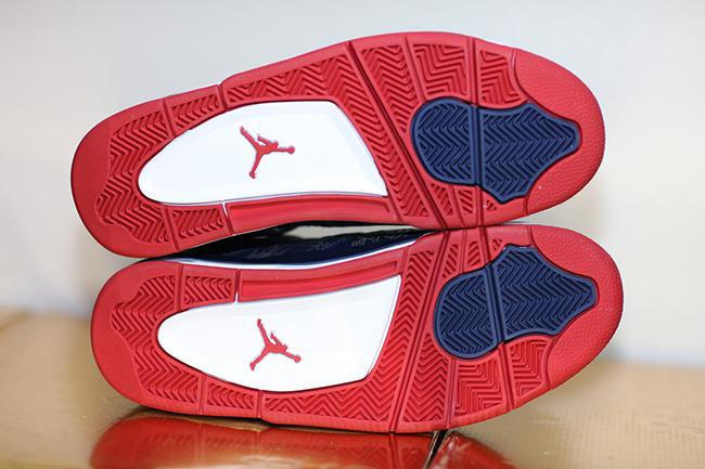 Air Jordan 4 Melo Olympic Laser 2008