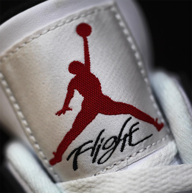 Air Jordan 4 OG White Cement Nike Air