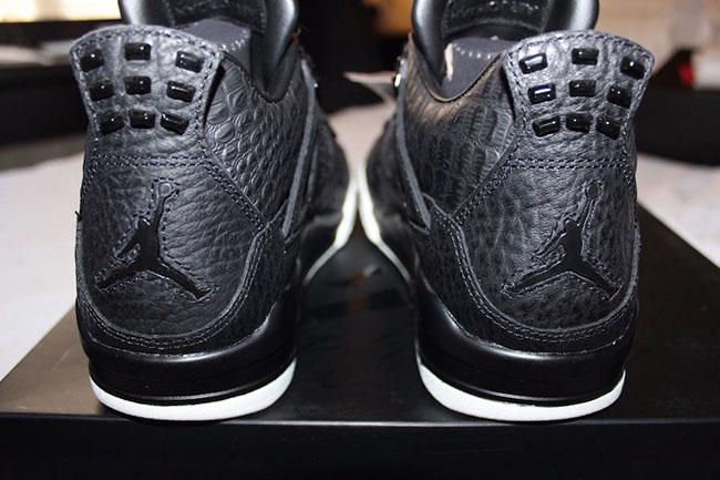 Air Jordan 4 Premium Black Release Date