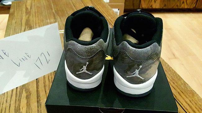 Air Jordan 5 Low GS All Star Cool Grey Wolf Grey