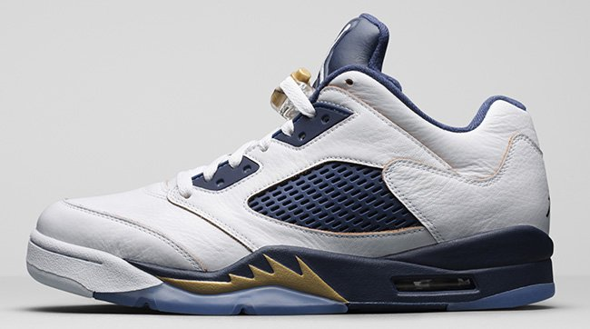 Air Jordan 5 Low Dunk From Above February 2016