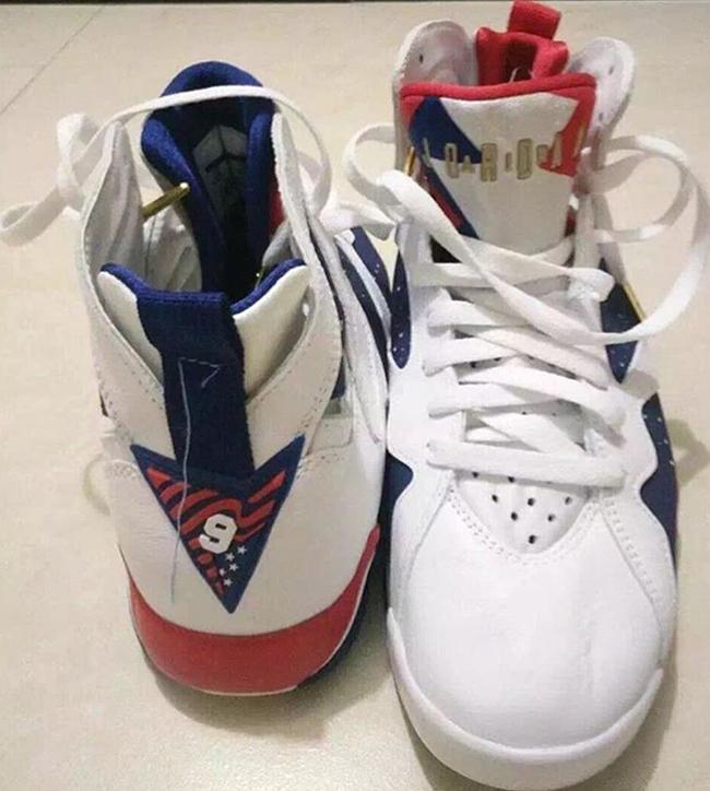 a0a4177ef4f1 Air Jordan 7 Tinker Olympic Alternate Release Date