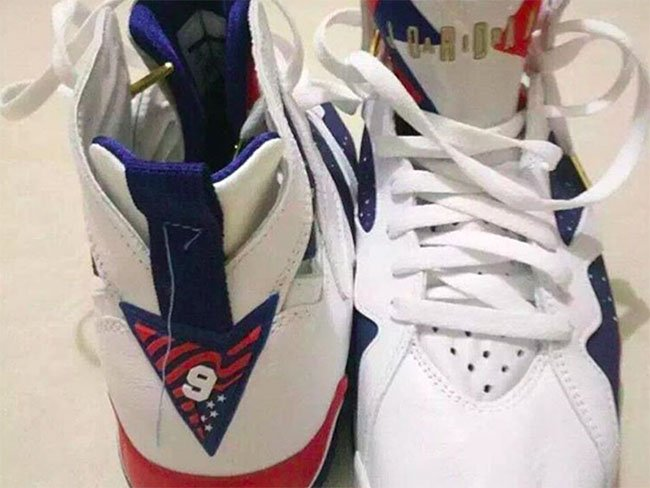 Air Jordan 7 Tinker Olympic 2016