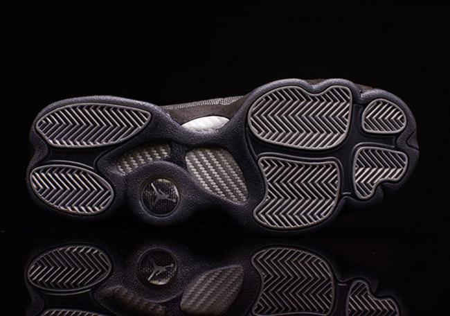 Air Jordan Horizon Black Metallic Silver