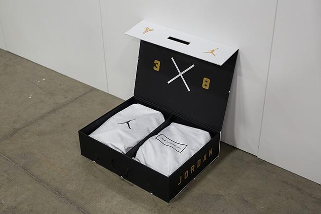 Air Jordan 3 Kobe Bryant Pack Box