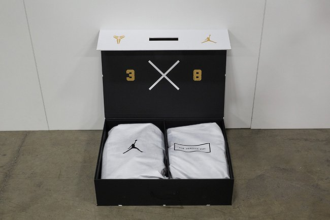 Air Jordan 3 Kobe Bryant Pack Box