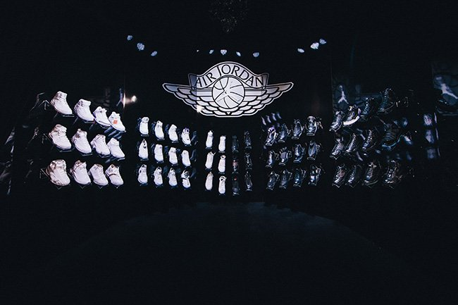 Air Jordan 3 Kobe Bryant Display