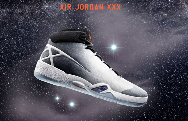 save off 4a664 34412 Air Jordan XXX 30 Wolf Grey