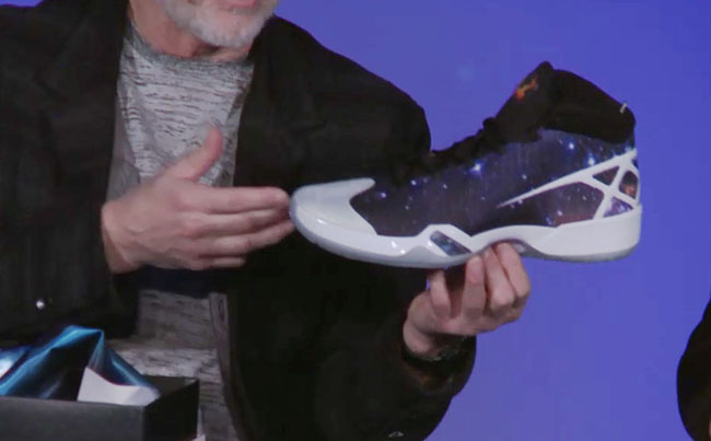 Air Jordan XXX Cosmos Galaxy
