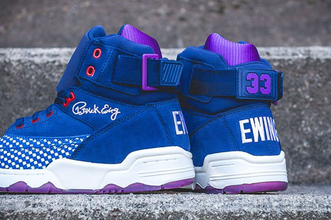 All Star Ewing 33 Hi