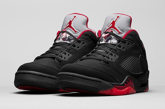 pretty nice 94dbd 4a887 Alternate 90 Jordan 5 Low Release