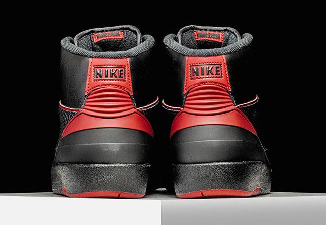 Alternate Air Jordan 2 Release