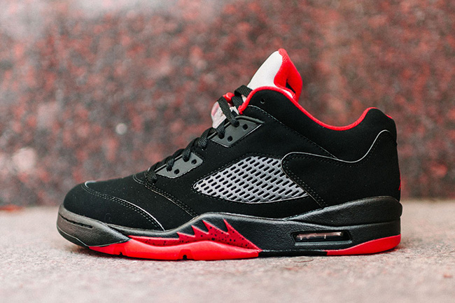 Alternate Air Jordan 5 Low Release