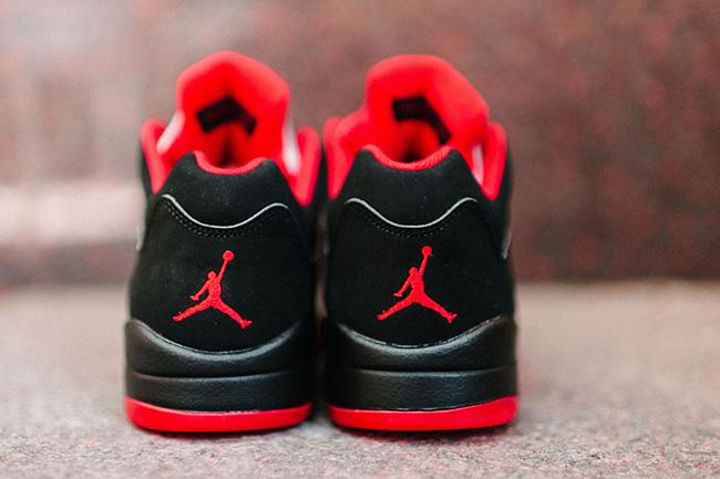 Alternate Air Jordan 5 Low Release