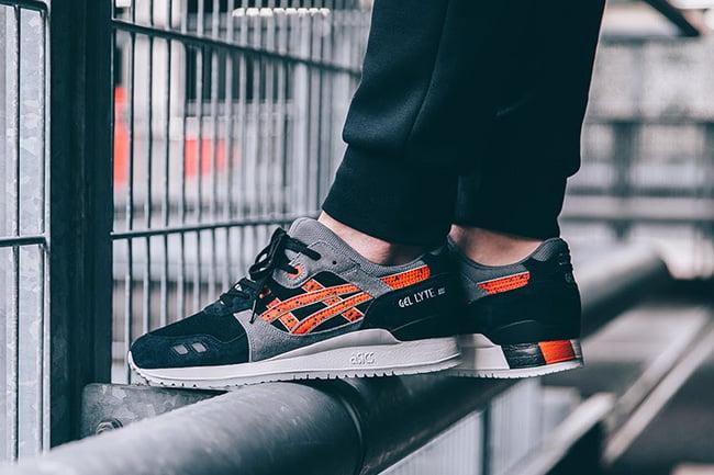 Asics Gel Lyte III 'Granite' Pack | More Sneakers