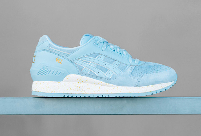 Asics Gel Respector Crystal Blue | SneakerFiles