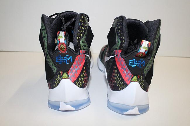 BHM Nike LeBron 13 Release
