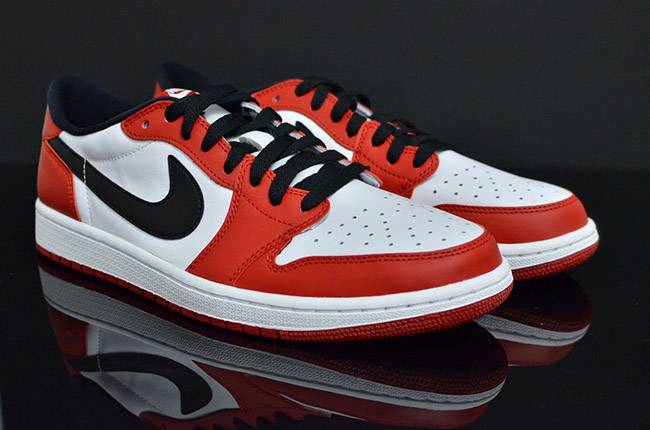 Chicago Air Jordan 1 Low 2016