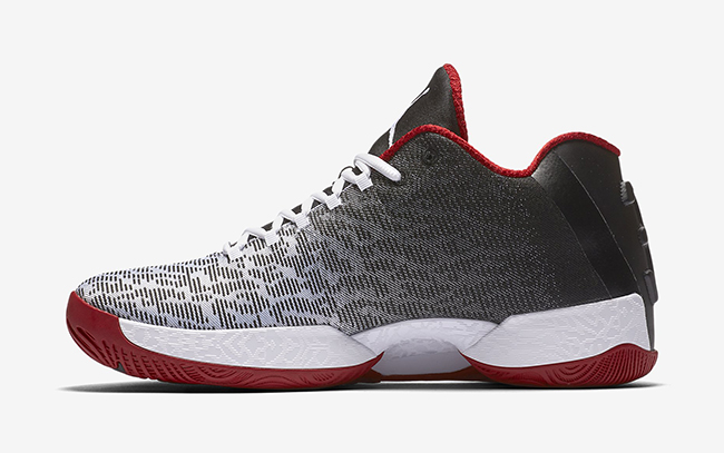 Chicago Bulls Air Jordan XX9 Low