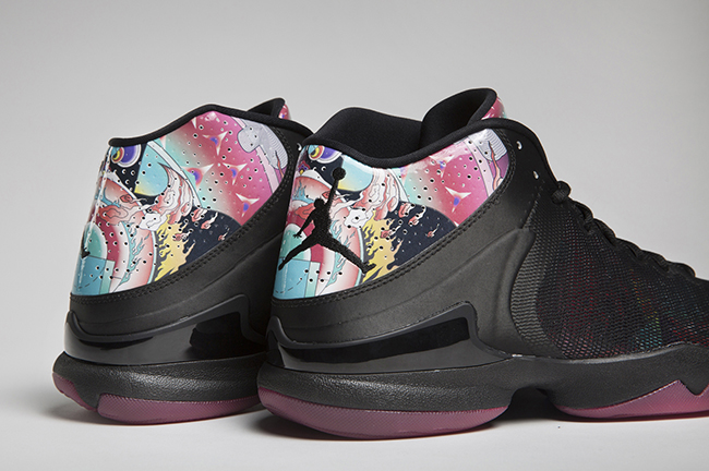 Chinese New Year Jordan Super Fly 4 Release