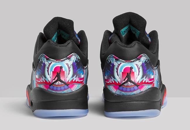 CNY Air Jordan 5 Low Release