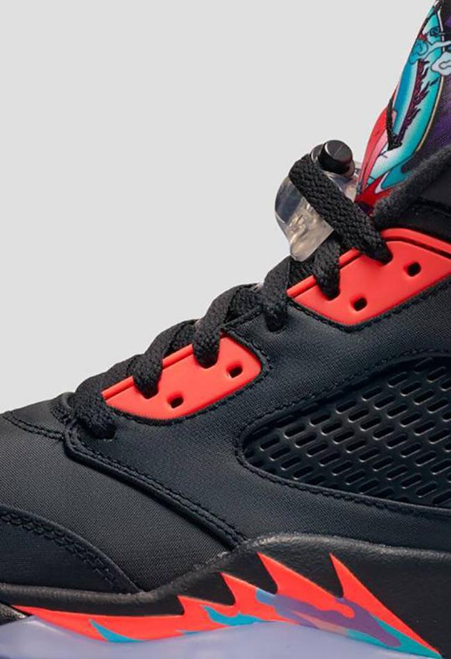 CNY Air Jordan 5 Low