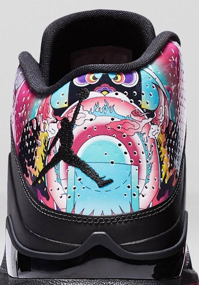 CNY Jordan Super Fly 4