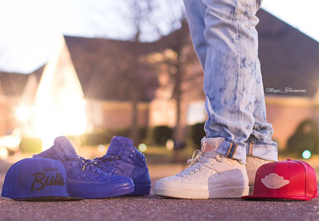Don C Air Jordan 2 Beach On Feet