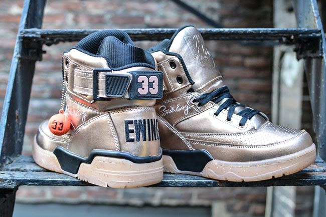 DTLR Ewing 33 Hi Rose Gold