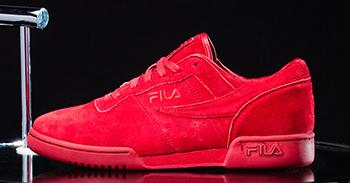 Fila Fitness OG Tradition Red