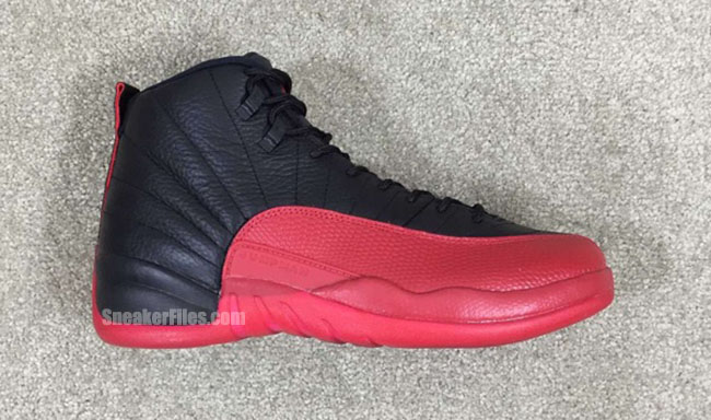 Flu Game Air Jordan 12 2016