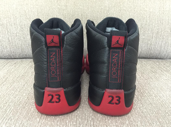 Flu Game Air Jordan 12 2016 Retro