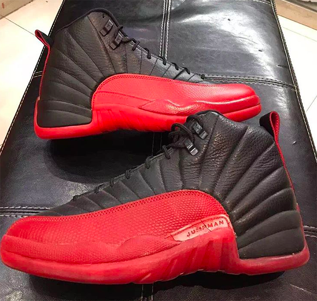 1440c122d3499 Air Jordan 12 Flu Game 2016 Release Date
