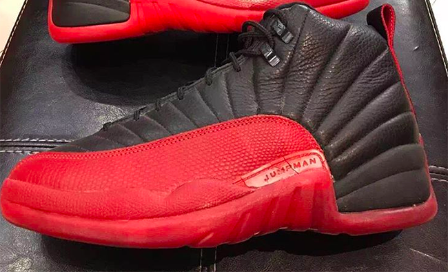 Flu Game Jordan 12 Retro 2016