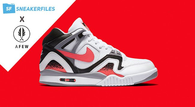best loved e2d3d bde8d Giveaway Afew Nike Air Tech Challenge 2 Hot Lava