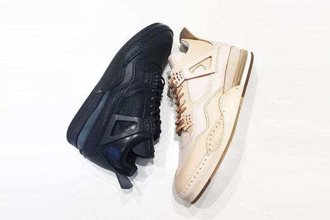 Hender Scheme Air Jordan 4 Black