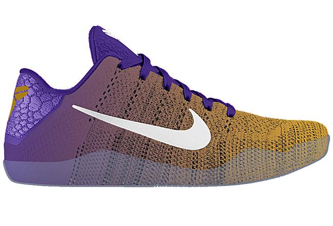 sneakers for cheap 068e4 e1f6c iD Nike Kobe 11 Elite