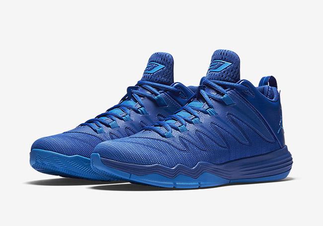 Jordan CP3 9 Blue Clippers