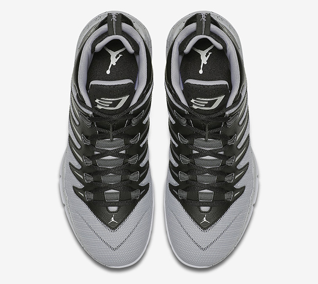 Jordan CP3 9 Cement Black Silver Grey Platinum