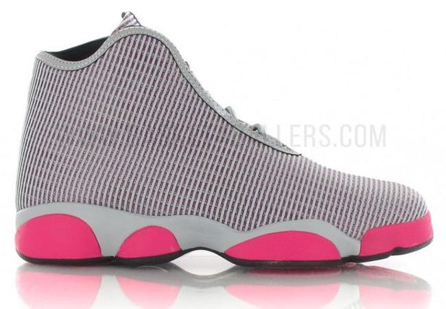 Jordan Horizon Grey Pink