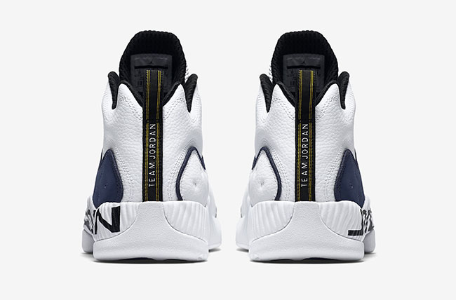 Jordan Jumpman Team 2 Retro Midnight Navy