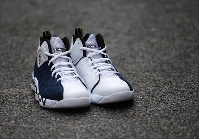 Jordan Jumpman Team 2 White Navy