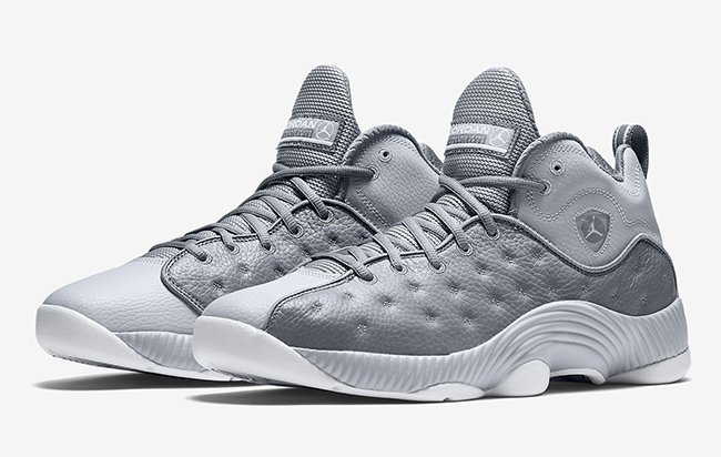 timeless design 67eb0 180f5 Jordan Jumpman Team 2 Wolf Grey