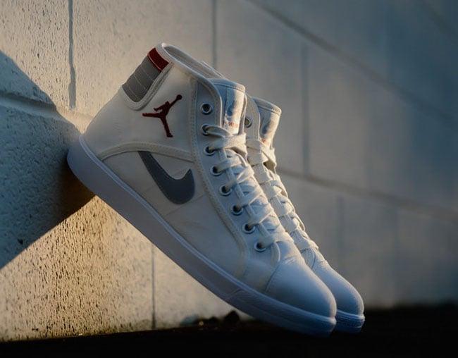 Jordan Sky High OG White Red 2016