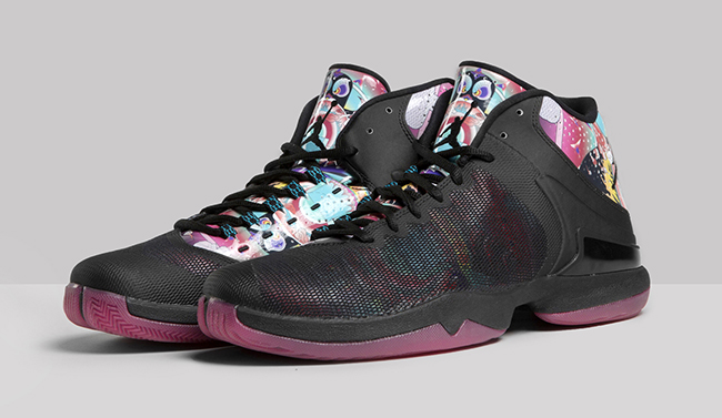 Jordan Super Fly 4 Chinese New Year