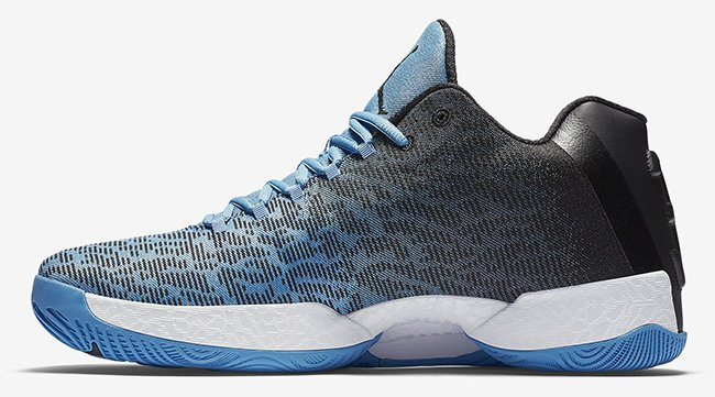 Air Jordan XX9 Low UNC University Blue
