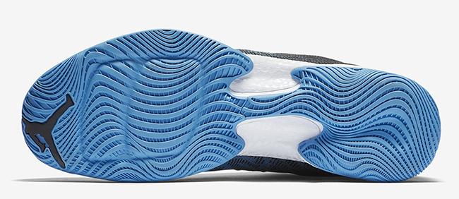Air Jordan XX9 Low UNC University Blue