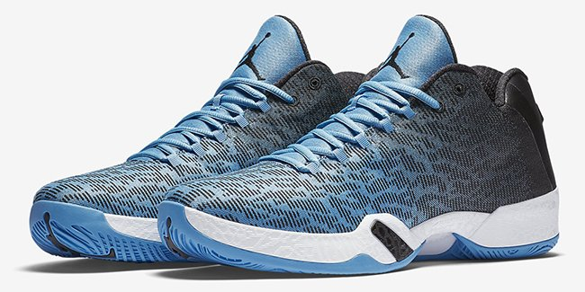 sports shoes 0f329 0d6cb Air Jordan XX9 Low UNC Tar Heels | SneakerFiles