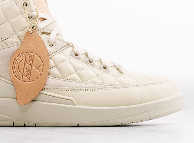 Just Don Air Jordan 2 Beach